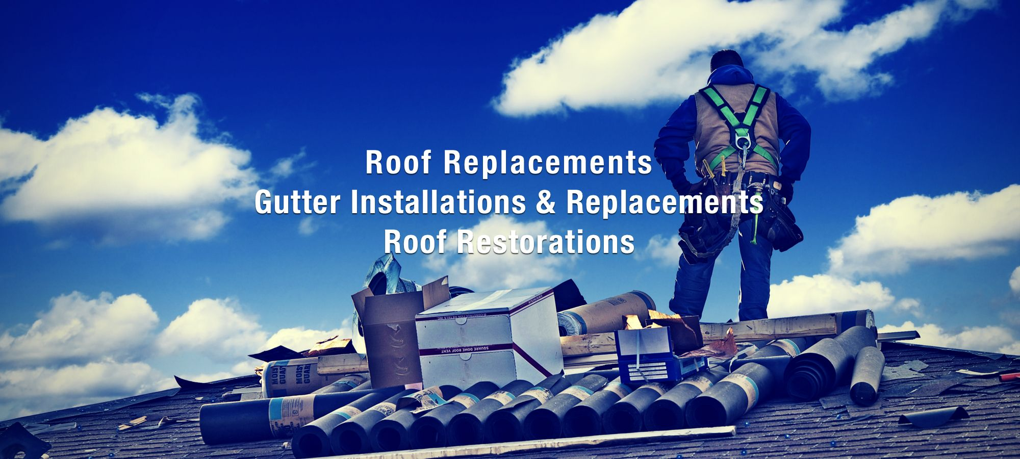 Roof Restoration Eastern Suburbs Banner